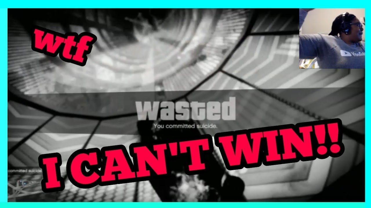 Video poster GTA Online but I'm Racing against ChellOAG (Commentary by DangerDan)