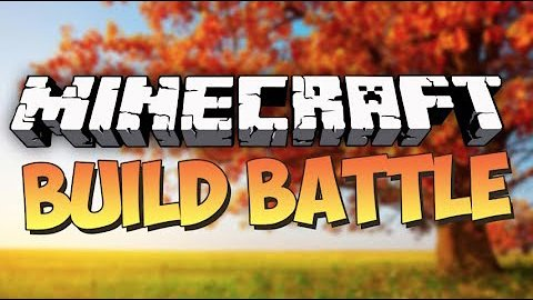 Video poster Hypixel Build Battle Halloween Edition!!  Minecraft