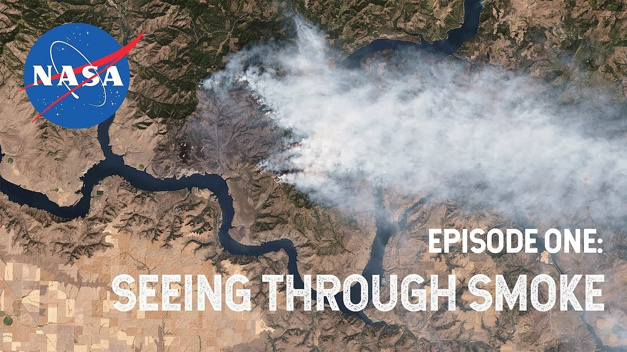 Video poster NASA Explorers S3 E1: Seeing Through Smoke