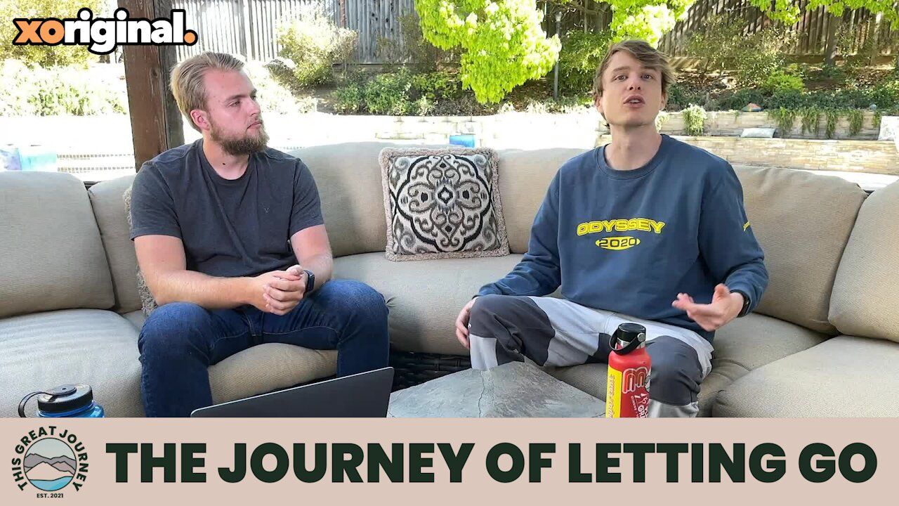 Video poster The Journey of Letting Go (video version)