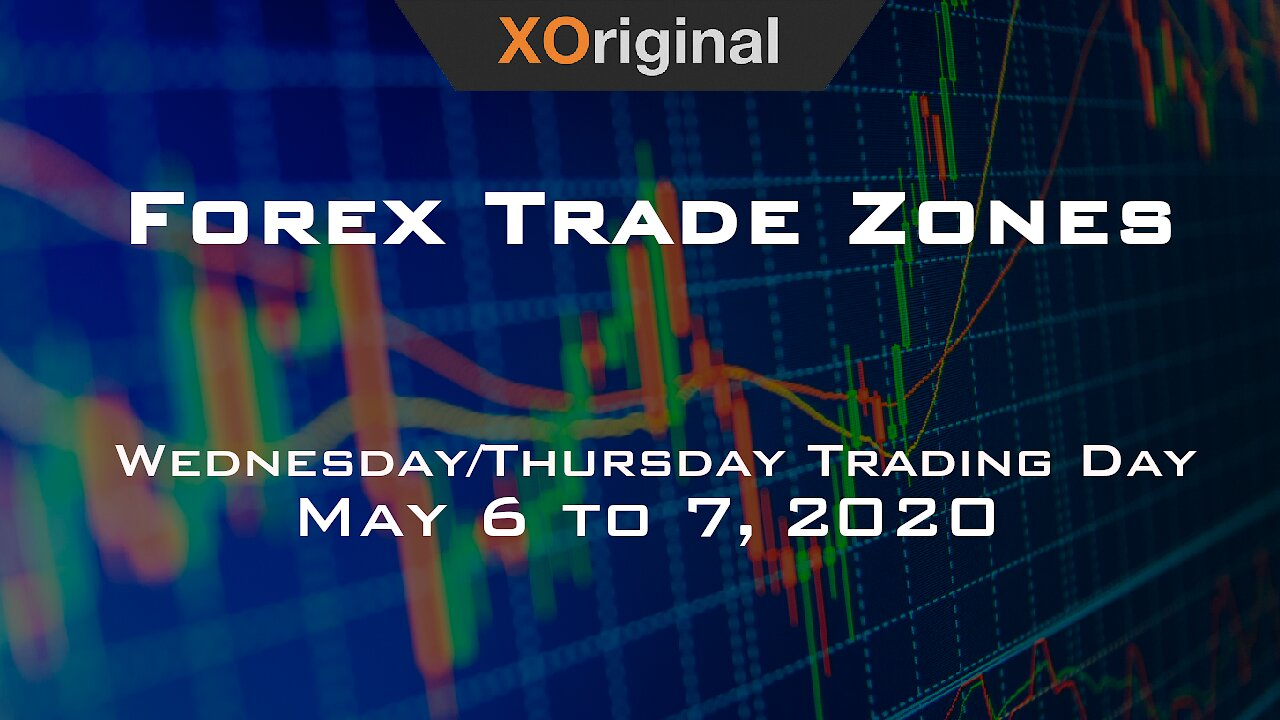 Video poster Forex Trade Zones for May 6 to 7,  2020