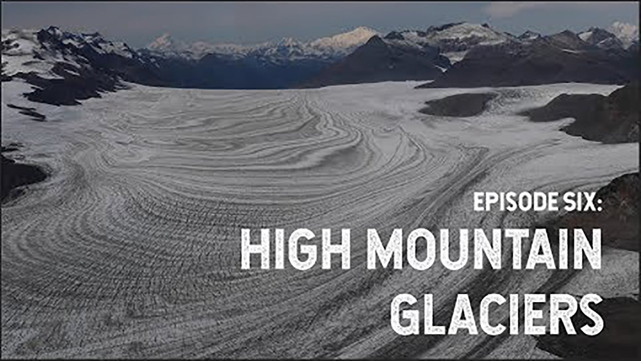 Video poster NASA Explorers: High Mountain Glaciers