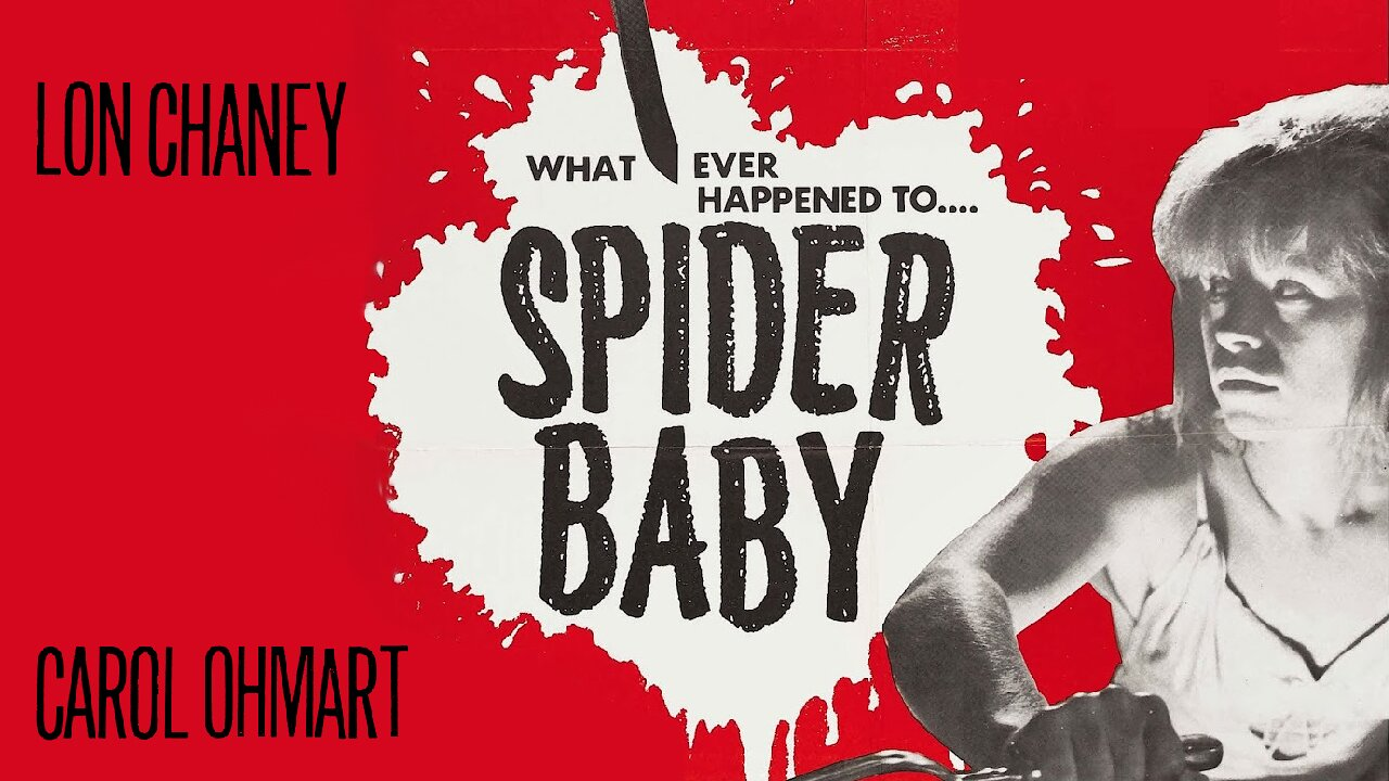 Video poster Spider Baby