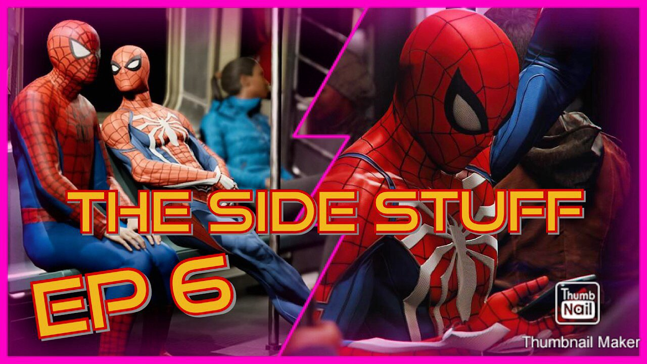 Video poster OH PETERrr | The Side Stuff Ep 6 (100% Marvel's Spider-Man PS4 Walkthrough)