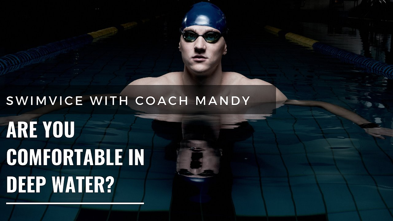 Video poster Swimming - Treading Water - Are you comfortable in deep water?