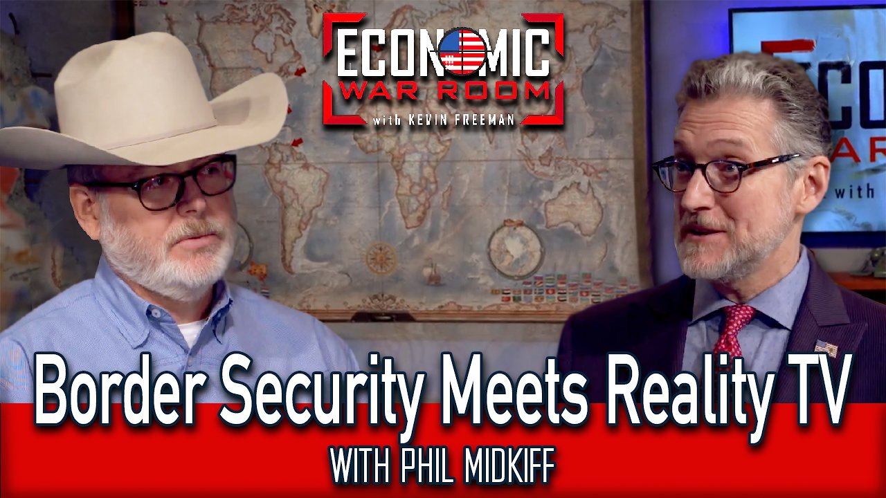 Video poster Border Security Meets Reality TV – A New Force Multiplier EP 32