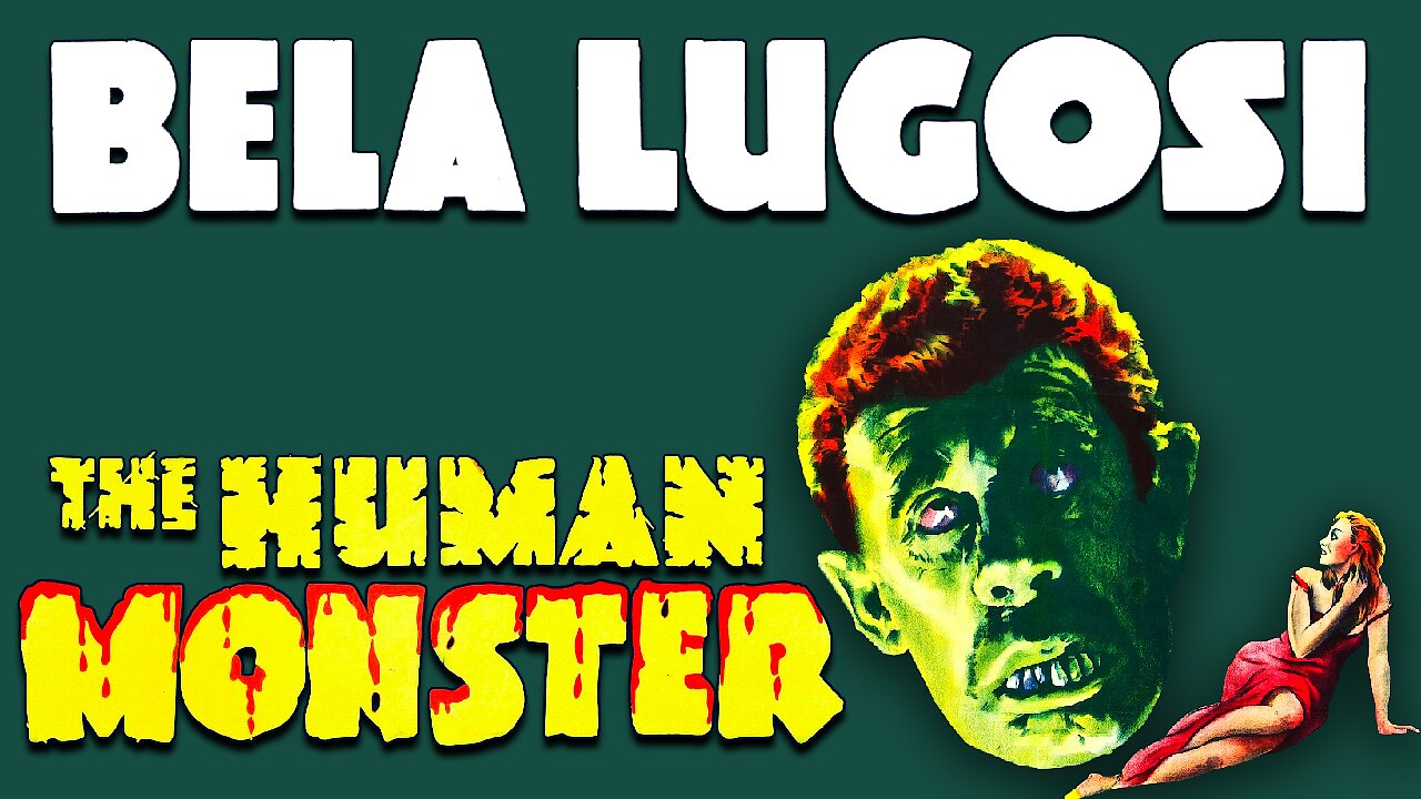Video poster The Human Monster