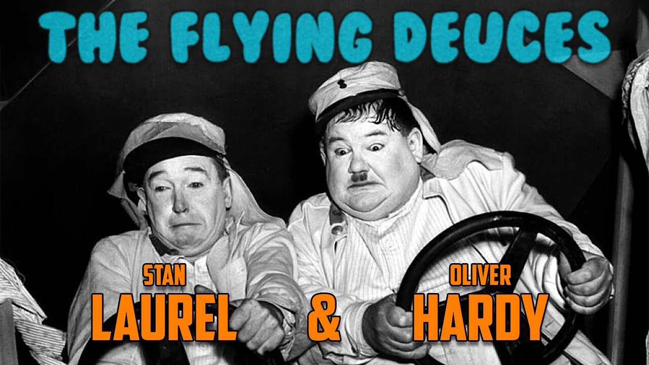 Video poster Laurel & Hardy: The Flying Deuces (1939)