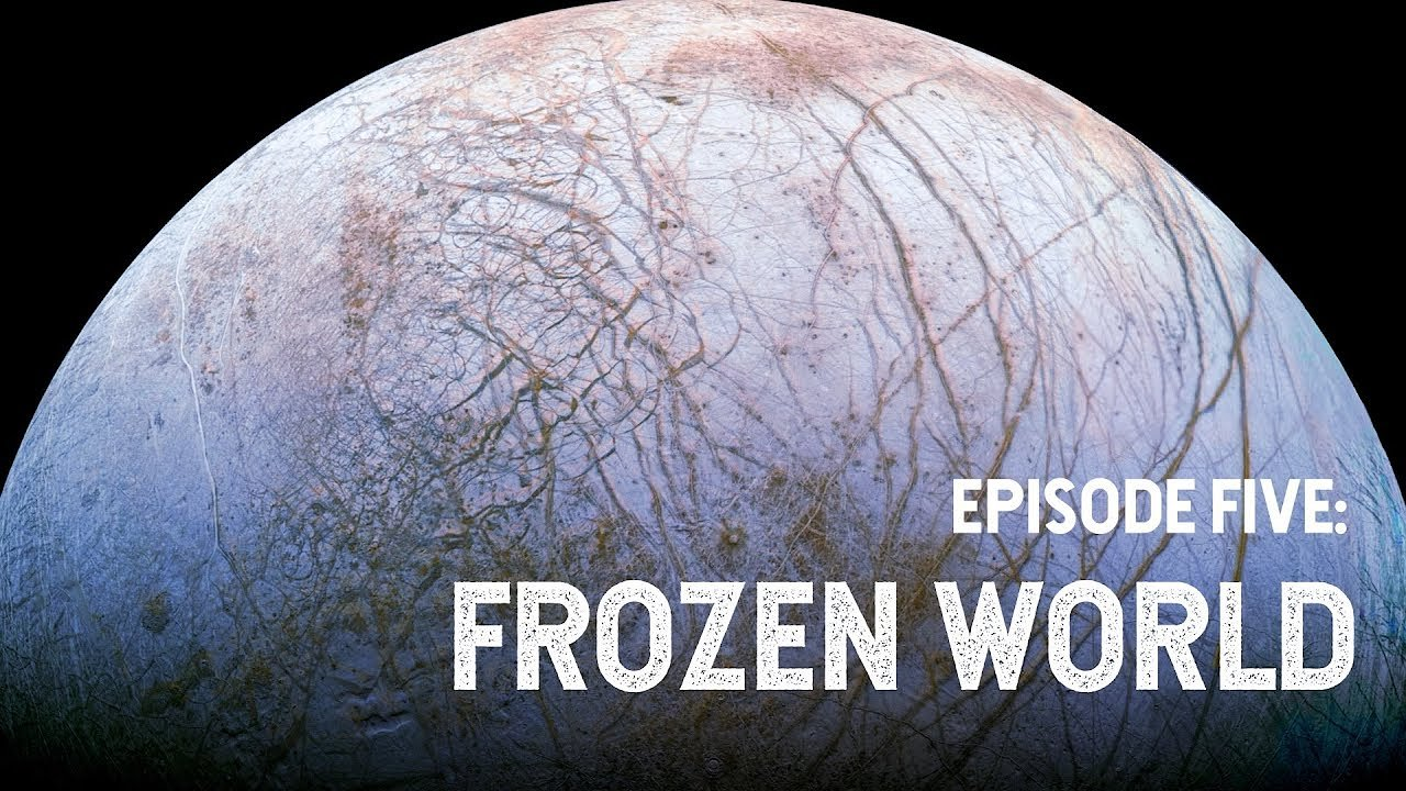 Video poster NASA Explorers: Frozen World