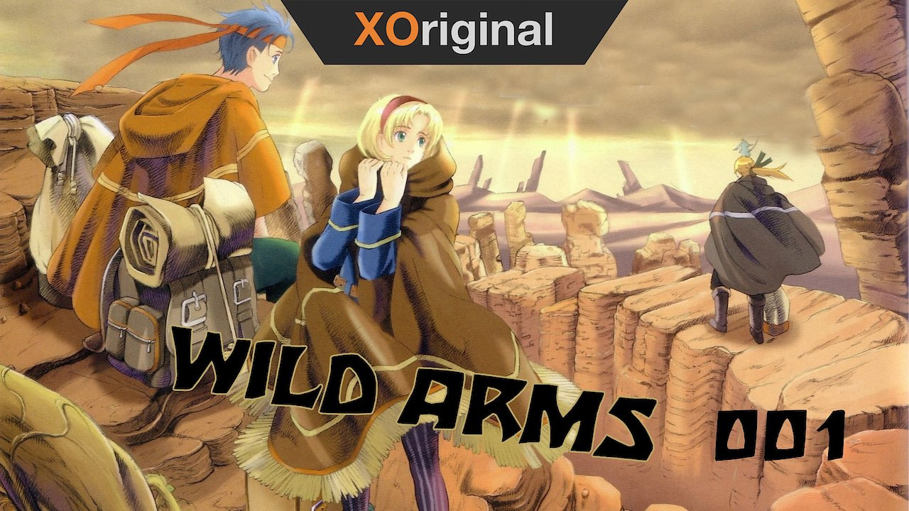 Video poster Wild Arms (Playstation Classic) - Episode 001