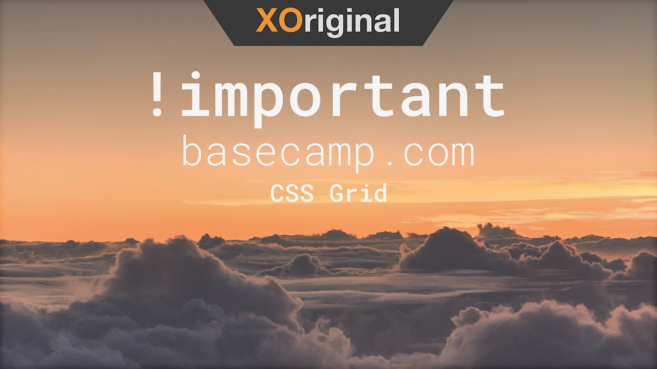 Video poster !important // basecamp.com [CSS Grid]