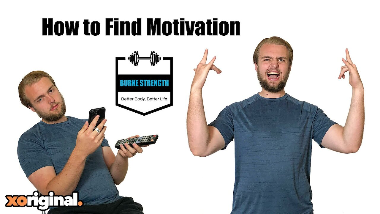Video poster How to Find Motivation