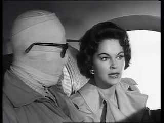 Video poster Invisible Man - The Mink Coat 1958