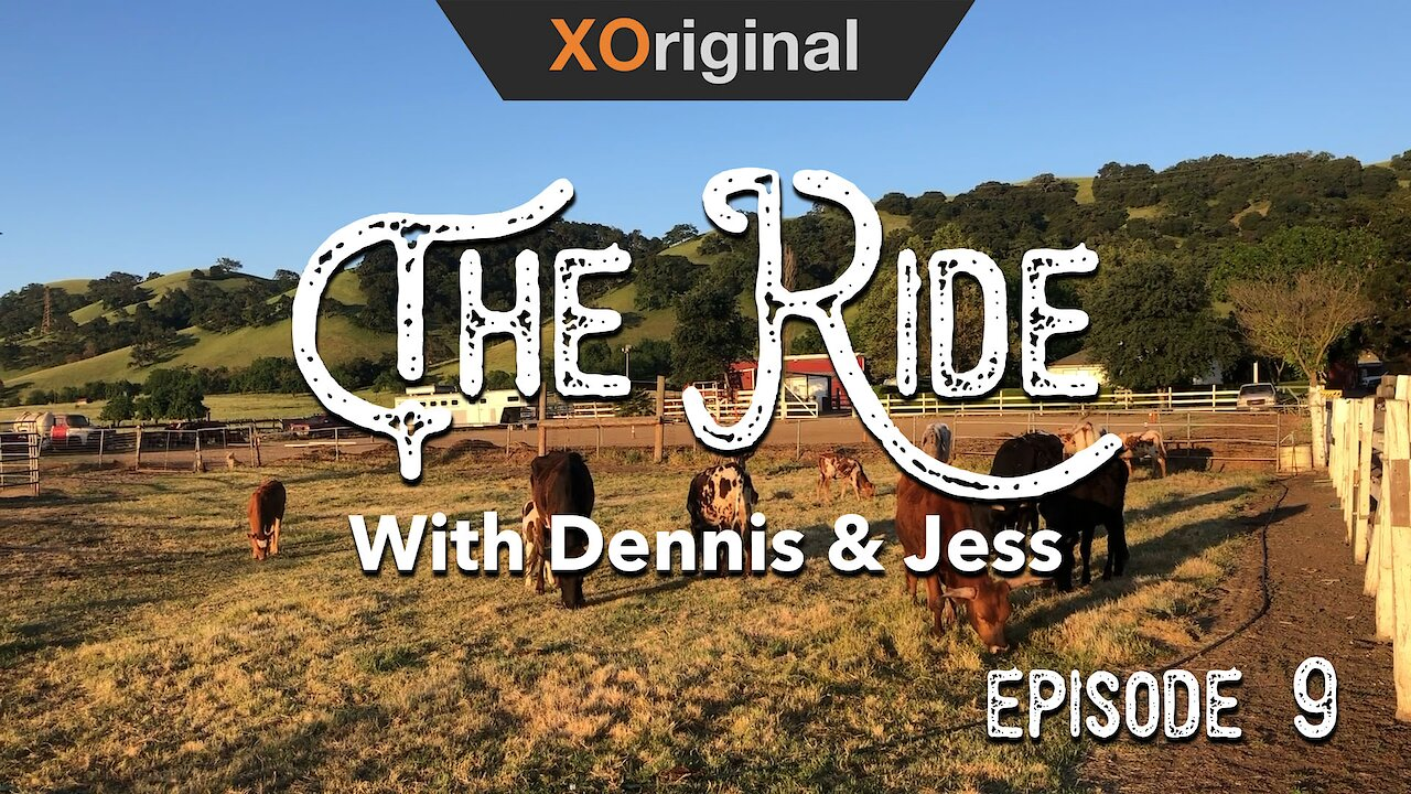 Video poster The Ride - The World Looks A Lot Better From The Back of A Horse! EP9