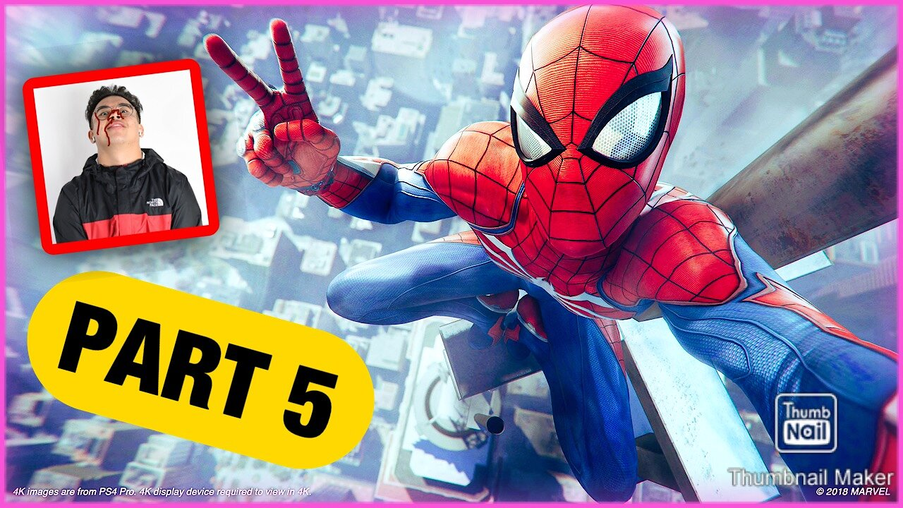 Video poster SPIDER-MAN PS4 Walkthrough Part 5 | THE SHOCKER?! (Marvel's Spider-Man)