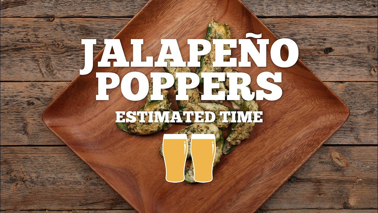 Video poster Grilled Jalapeño Poppers Recipe - Episode 11