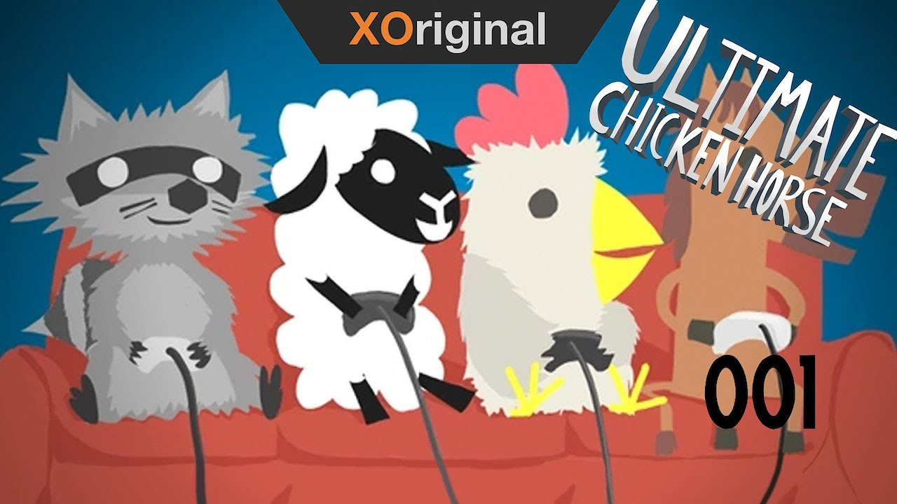 Video poster Ultimate Chicken Horse - 001