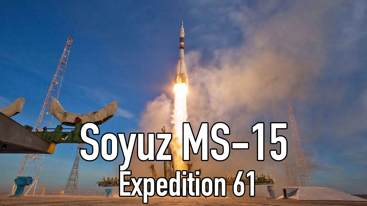 Video poster Soyuz Launch Carries Three Space Travelers to the International Space Station