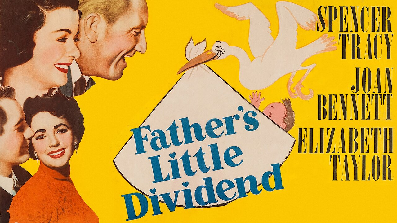 Video poster Spencer Tracy Elizabeth Taylor: Father's Littel Dividend