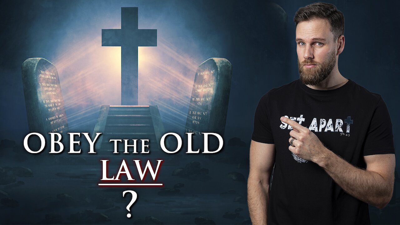 Video poster Should Christians OBEY the old testament LAW | Daniel Maritz