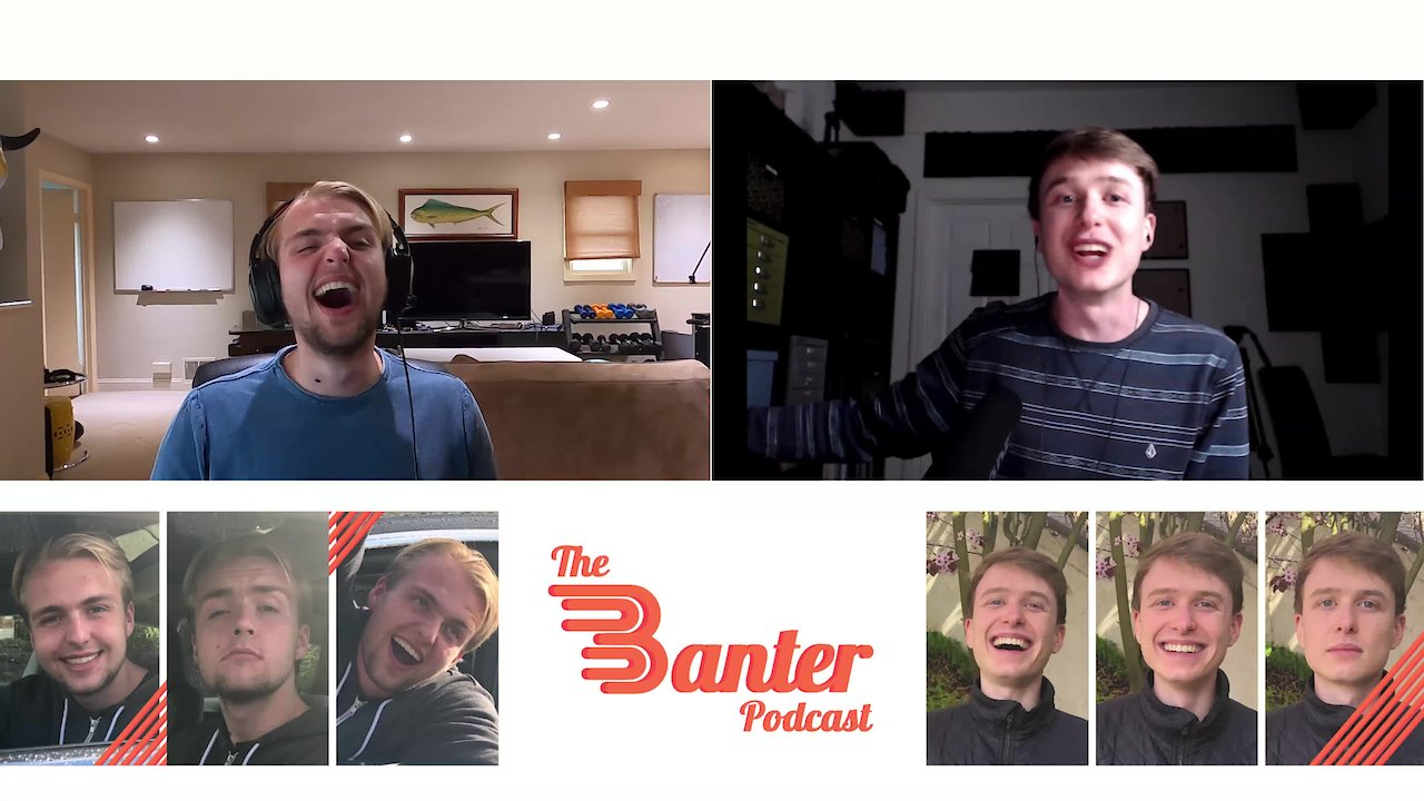 Video poster Bantering at a Distance - Episode 21 (video for followers)