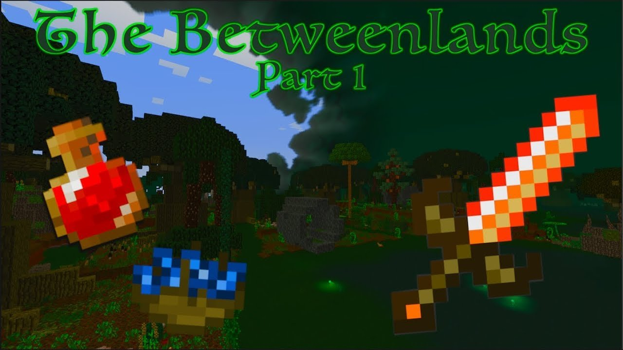 Video poster The Betweenlands (Part 1) The Overview | Minecraft 1.12.2