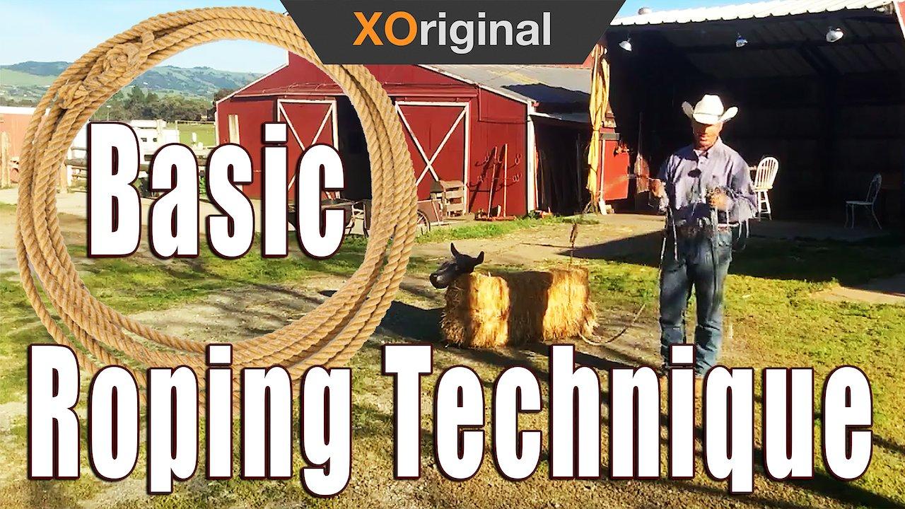 Video poster Introduction to Roping