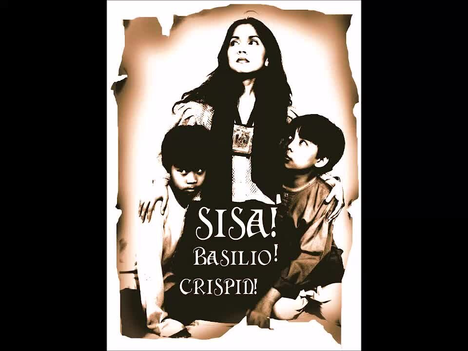 Video poster Episode 4: Sisa, Basilio, and Crispin
