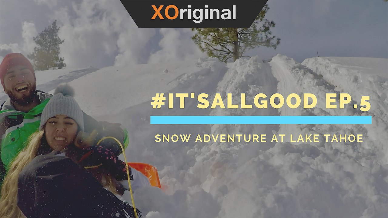 Video poster #IT'SALLGOOD EP.5 | Snow Trip