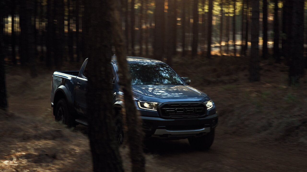 Video poster THE FORD RANGER RAPTOR IS A BEAST