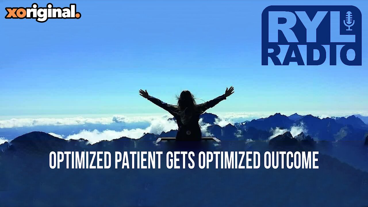 Video poster The Optimized Patient Gets Optimized Outcome