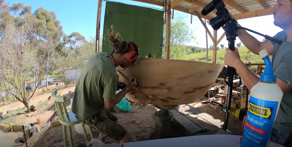 Video poster The Oak Bath Smoothing And Waxing It