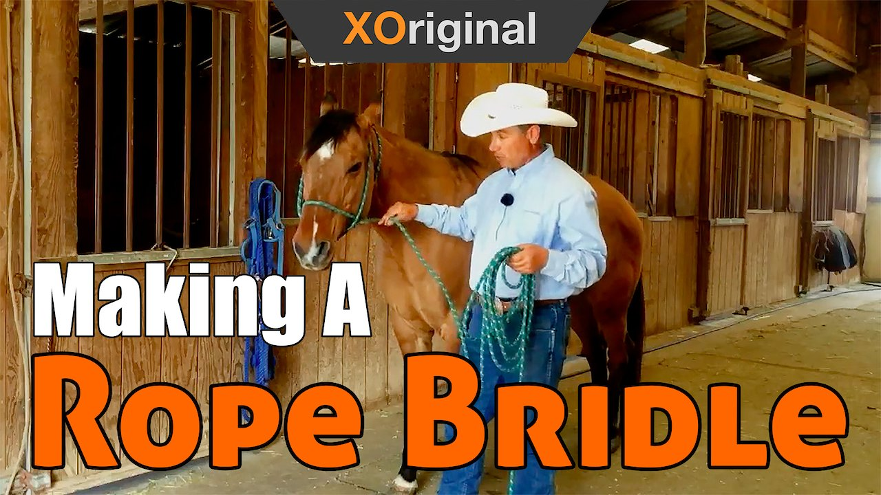 Video poster Making: A Rope Bridle