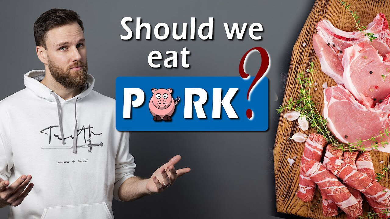 Video poster Is it a SIN to eat PORK? || What does the BIBLE say about eating PORK?