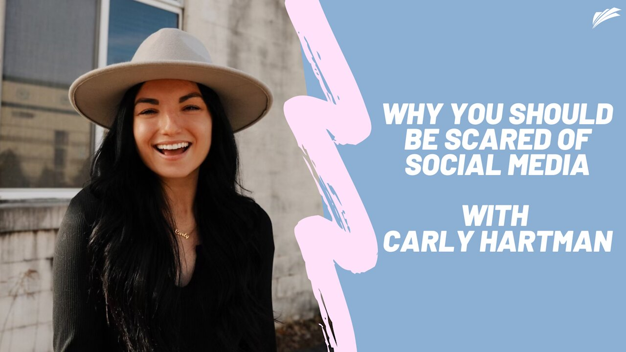 Video poster Why You Should Be Scared of Social Media | Carly Hartman