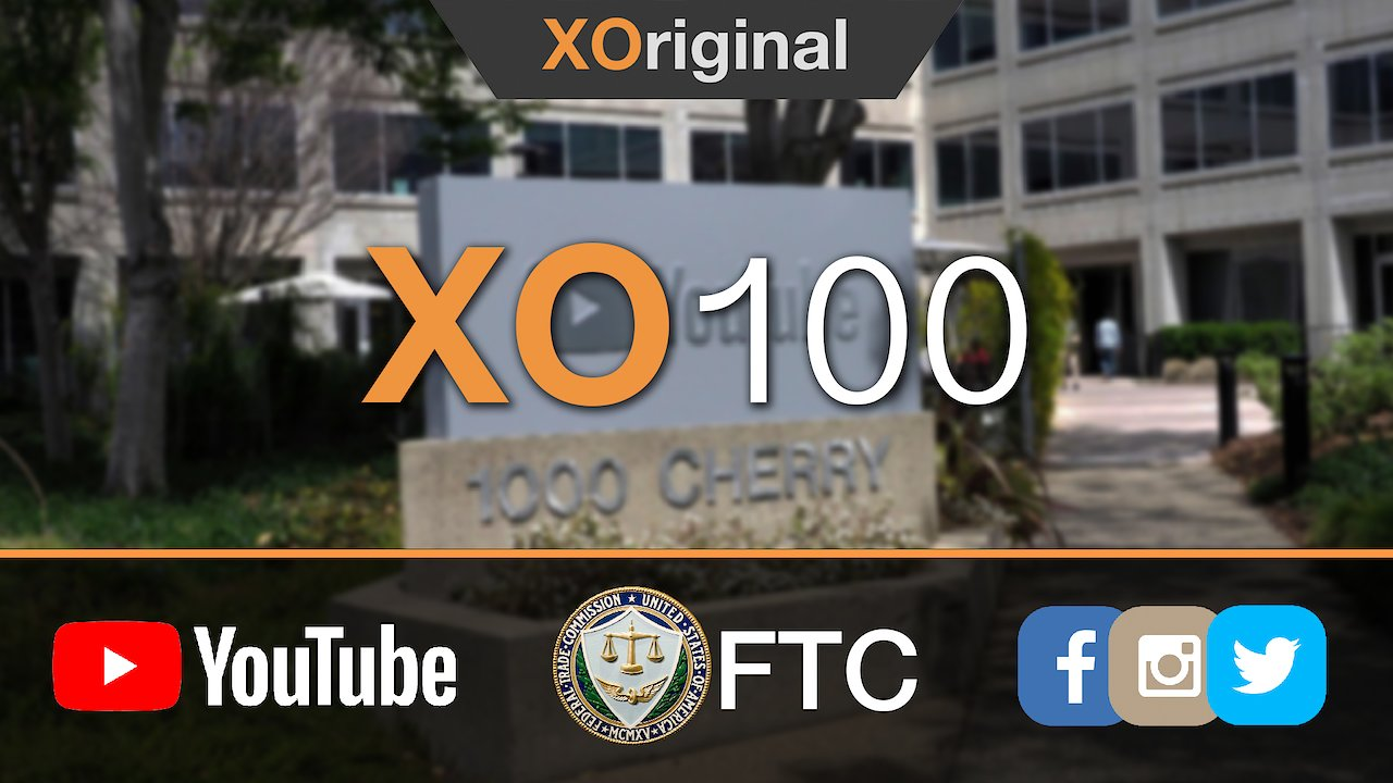 Video poster 100 seconds of industry news with XO100