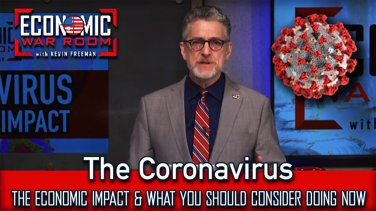 Video poster JUST THE FACTS, WHAT IS KNOWN ABOUT THE CORONAVIRUS AND WHAT YOU SHOULD CONSIDER DOING NOW