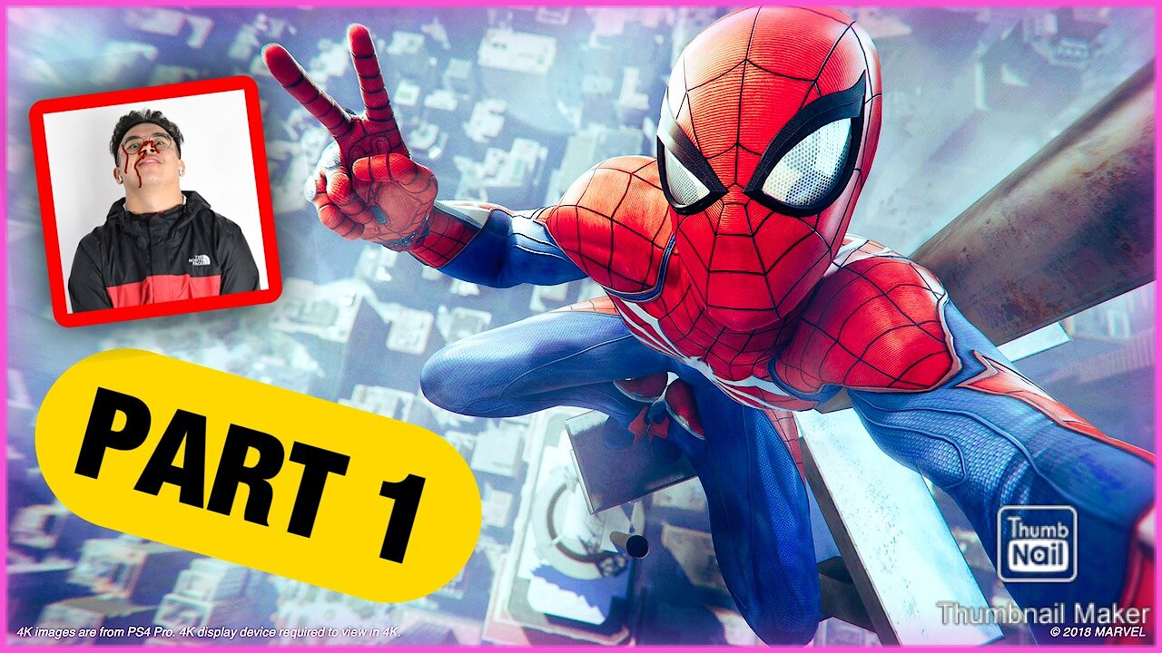 Video poster SPIDER-MAN PS4 Walkthrough Part 1 | WILSON FISK DOWN! (Intro to Marvel's Spider-Man)