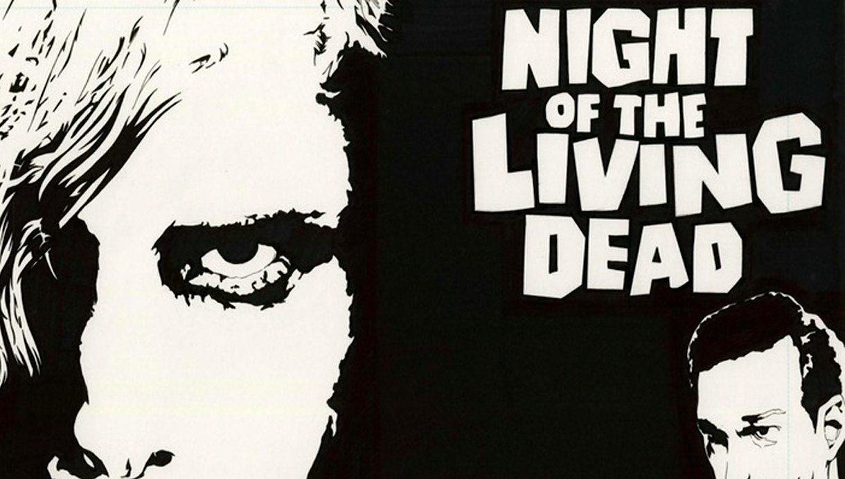 Video poster Night of the Living Dead