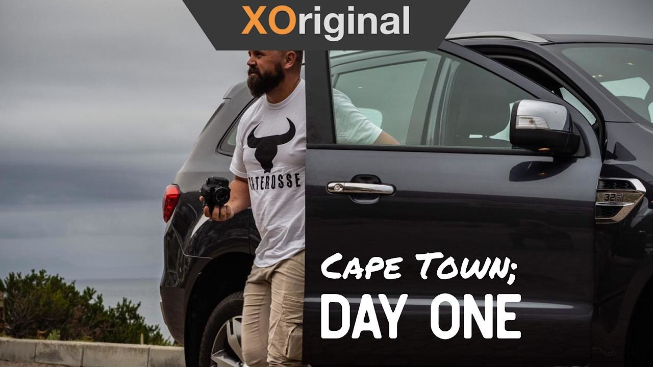 Video poster Cape Town with XOTV & Ford; Day One