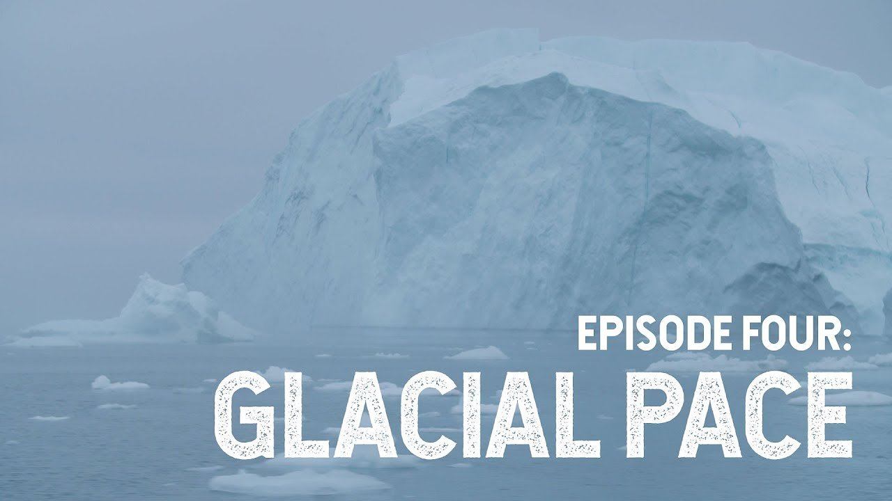 Video poster NASA Explorers: Glacial Pace