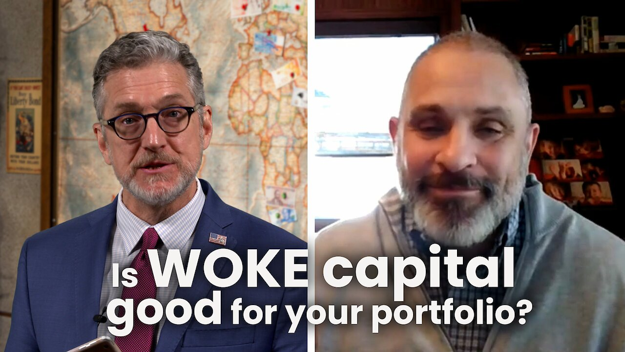 Video poster Woke Capital and Political Correctness Have Captured Big Business | Guest: Stephen Soukup | Ep 129
