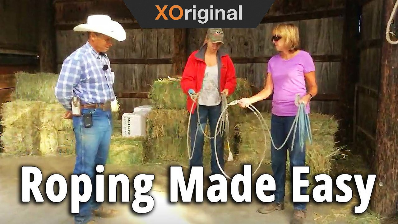 Video poster Roping Lesson