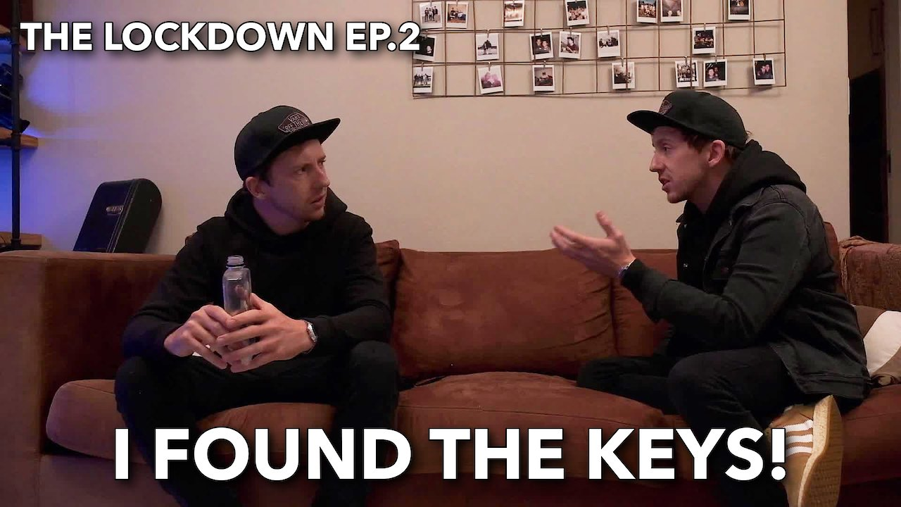 Video poster I found the keys! The Lockdown ep.2