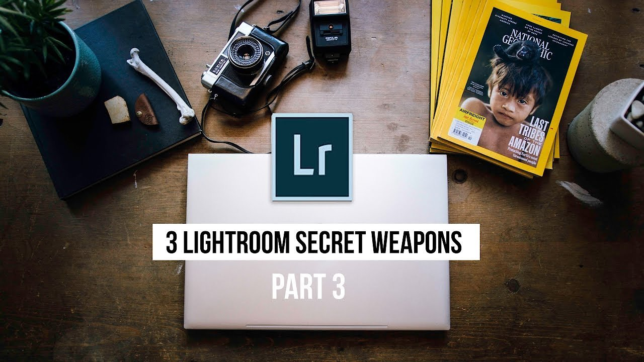 Video poster 3 Lightroom secret weapons Part 3 of 3 - Tone Curve