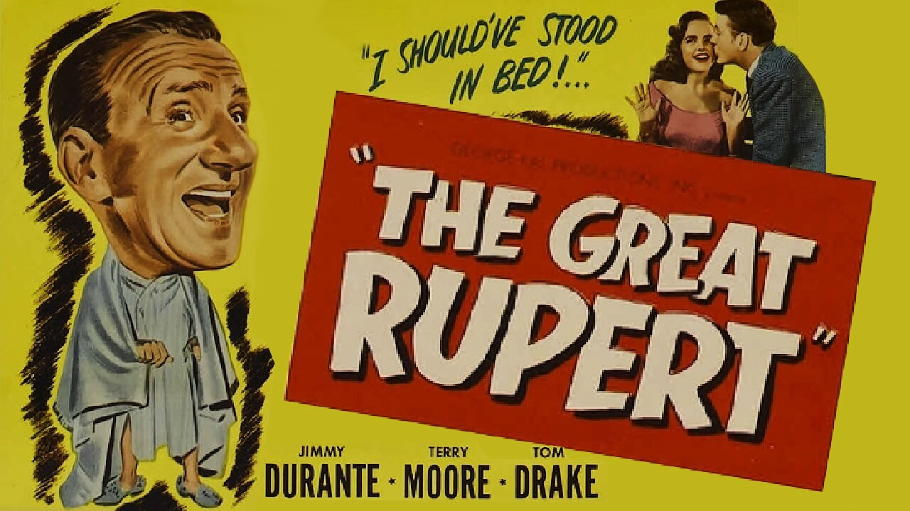 Video poster The Great Rupert