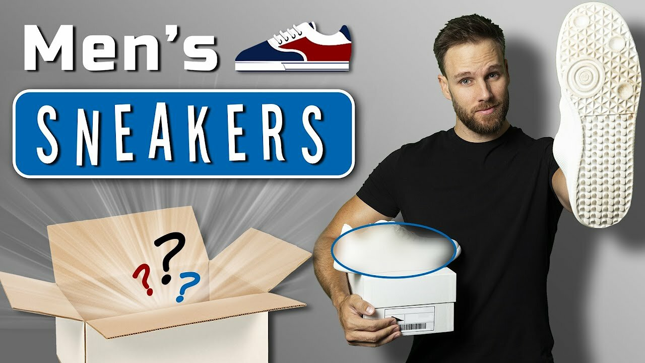 Video poster BEST SNEAKERS Unboxing & Review || OLIVER CABELL
