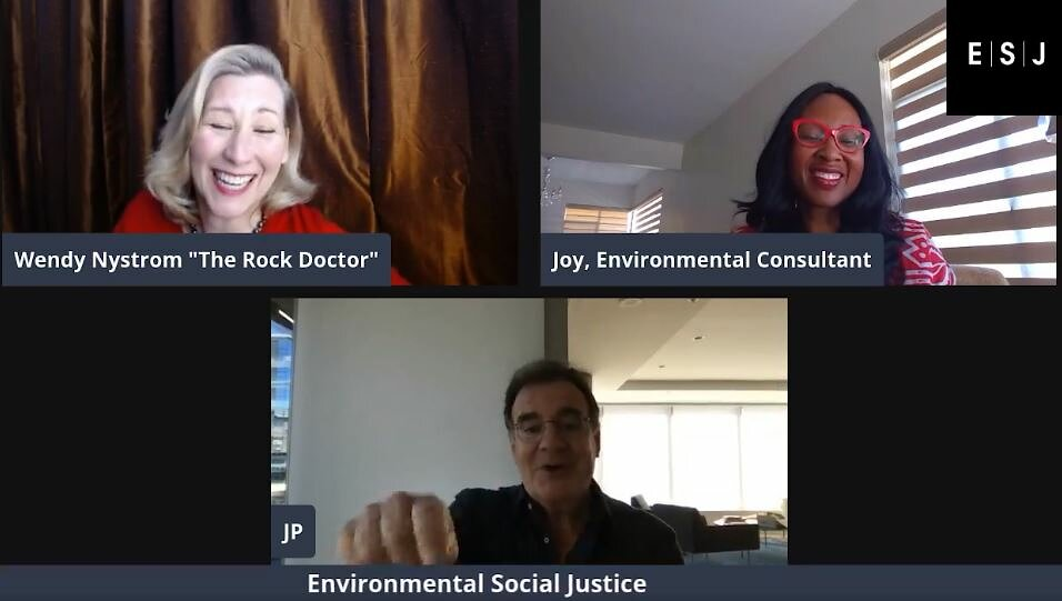 Video poster ENVIRONMENTAL SOCIAL JUSTICE welcomes Jonathan Parfrey!