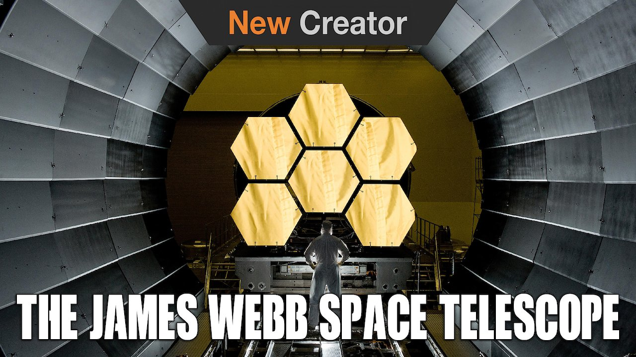 Video poster James Webb Space Telescope: An Overview