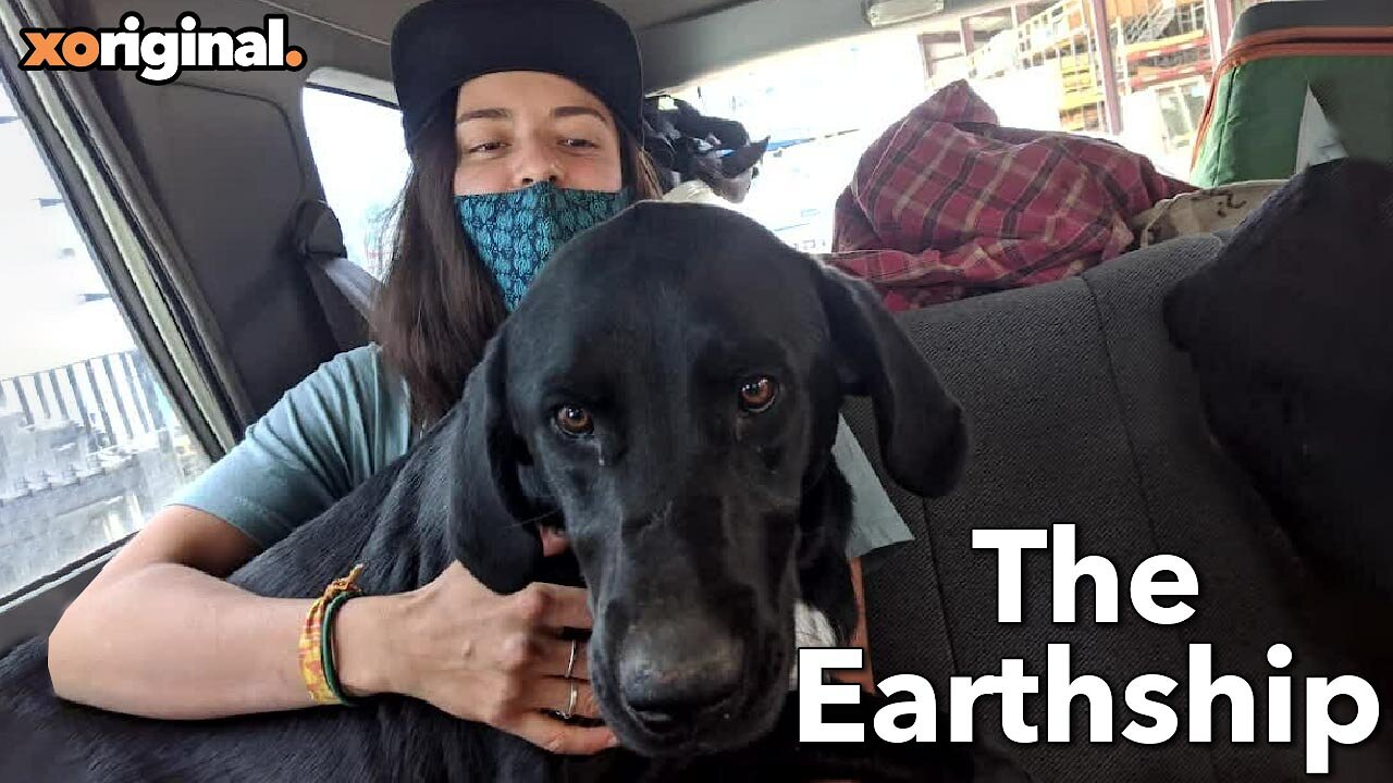 Video poster Part Four: The Earthship